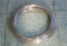 0.8-6.0mm diameter pickling polish surface titanium alloy wire for jewelry