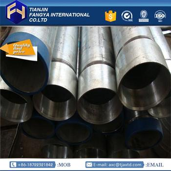building materials ! pre-galvanized greenhouse steel pipe s235 jr galvanized steel pipe with CE certificate