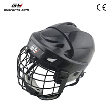 GY SPORTS Plastic ABS Ice Hockey Helmet Skates Safety Face Shield