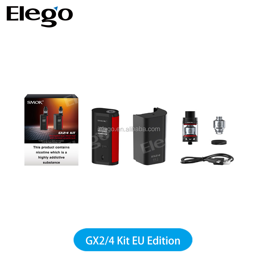 100% Original Wholesale Standard Edition/ EU Edition SMOK GX2/4 Kit