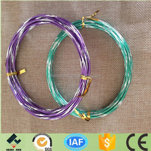 Colored Aluminum Completely Carving Wire