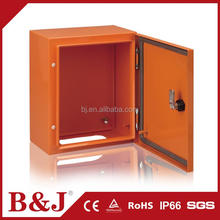 B&J Low Voltage RAL2000 Weatherproof Outdoor Electrical Distribution Panel Box