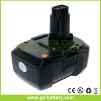 cordless drill Battery for Dewalt 18V DC9180 Nano Li-ion