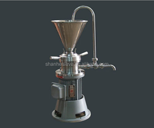 Multi-stage grinding COLLOID MILL for foods