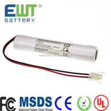 airsoftgun battery 3.6v 650mah aaa nimh rechargeable battery pack