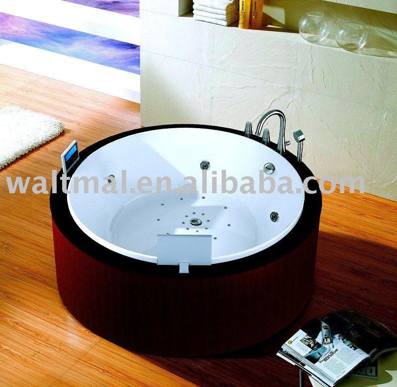 Vasca da bagno rotonda wtm02832 2 spa vasce id prodotto 333178530 - Vasca da bagno rotonda ...