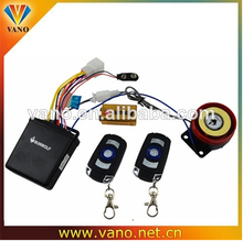 Remote Control Engine Start 12V waterproof alarm system motorcycle
