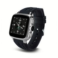 OEM 3g quad band smart watch mobile phone