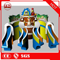 14*10cm High standard well designed used inflatable side with four sides