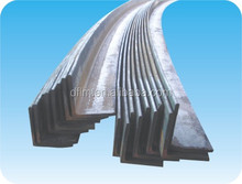 Reasonable price angle iron bending for construction and building with high quality