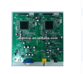 Advertising video wall Lcd lvds control board with VGA / HDMI / AV input ST1600