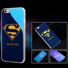 Wholesale China Soft TPU Cover Phone Case IMD Blue-Ray Shell For Iphone 6 Plus