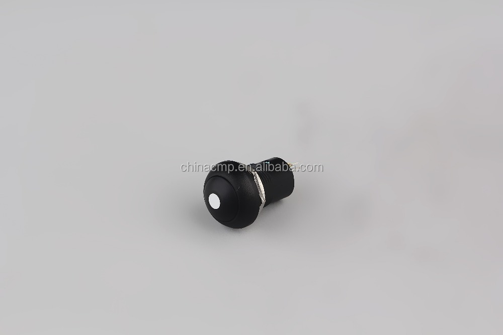 Small Round Illuminated Color Body Push Button Inner w/lamp/arcade push button