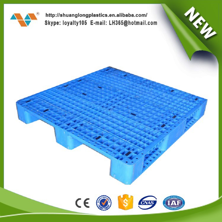 Factory Direct Sale High Load-Bearing Plastic Pallet Wrap Dimension Of Euro Pallets