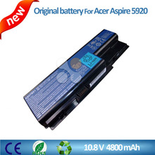 original Replace Battery For ACER 5220 5520 5530 5710 5739 5920 6920 AS07B31 48Wh battery notebook
