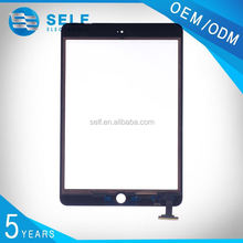 Factory Price for ipad mini 1 tablet screen touch, spare parts tablet touch screen for ipad mini 1