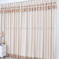 Fabric Fire Resistant Curtain