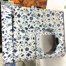 Flower film Plastic electronic product cover shell water transfer AP523