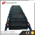 professional inclined design widely used belt conveyer