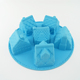 cheap blue silicone cake pop mold