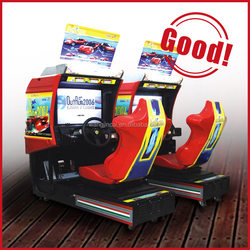 2016 hot sale first choice for entertainment Outrun 2 arcade coin operated racing game machine