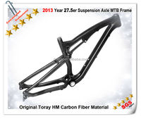 full carbon suspension mountain bike frame mtb frame 27.5er frame fm156