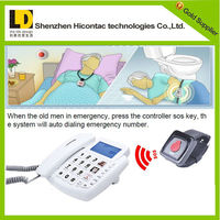 Security Amp Protection Emergency Pendant Phone