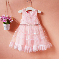 Top 10 Product In 2015 Children Cotton Pink Dresses Design Of Baby Girls Frocks