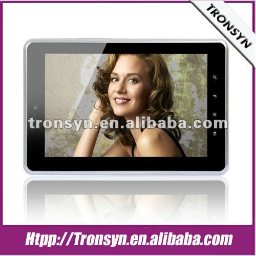 2012 7.0 Inch 5point touch tablet pc with voice call and 3G