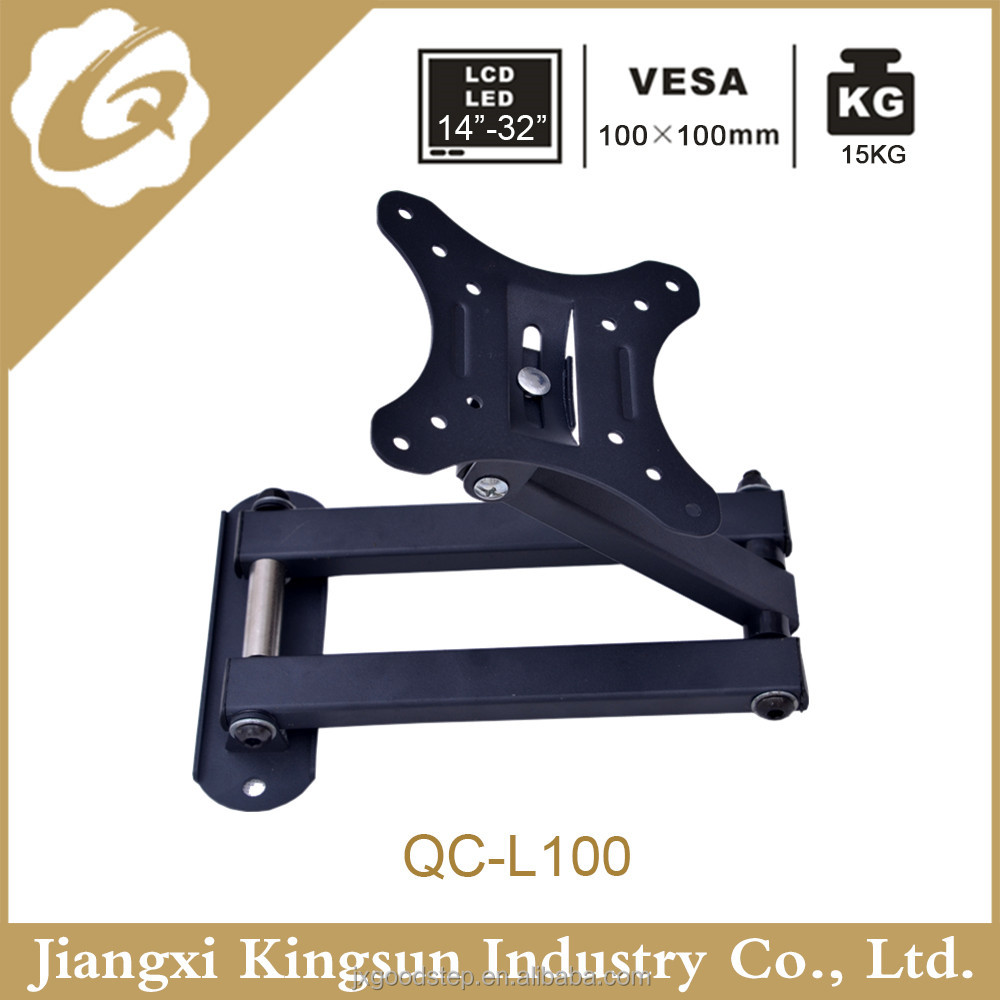 LCD TV WALL MOUNTING BRACKET Extendable STAND for 14-26/37 inch <strong>L100</strong>