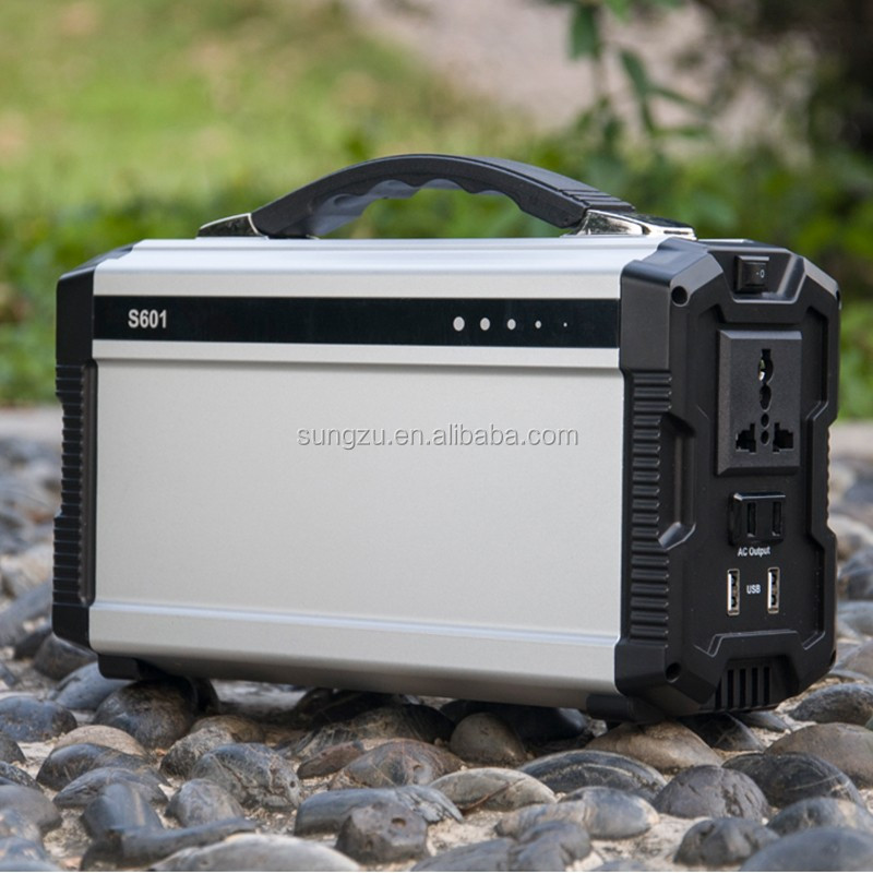 portable new energy power supply 60000mah high capacity solar power storage box for emergency situation