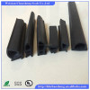 Sliding Aluminum Door UPVC Rubber Seal Strip , Car Door Rubber Seal