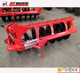 Top quality farm plough equipment / reversible disc plough for sale