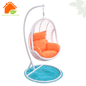 Metal Frame Part Baby High Kid Helicopter Swing Chair