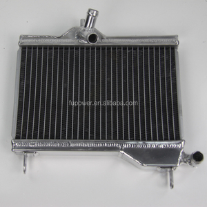 Large Cooler Core Better Cooling Aluminum radiator For Yamaha ypvs RZ350 RD350 RZ250 RD250 1984-