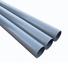 China manufacturer anti static pvc sdr 41 pipe 6.3bar