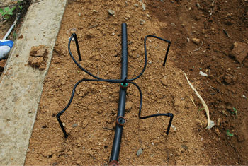 Drip irrigation sets