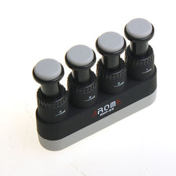 Adjustable hand grip with a strength range of 4lb- 7lb