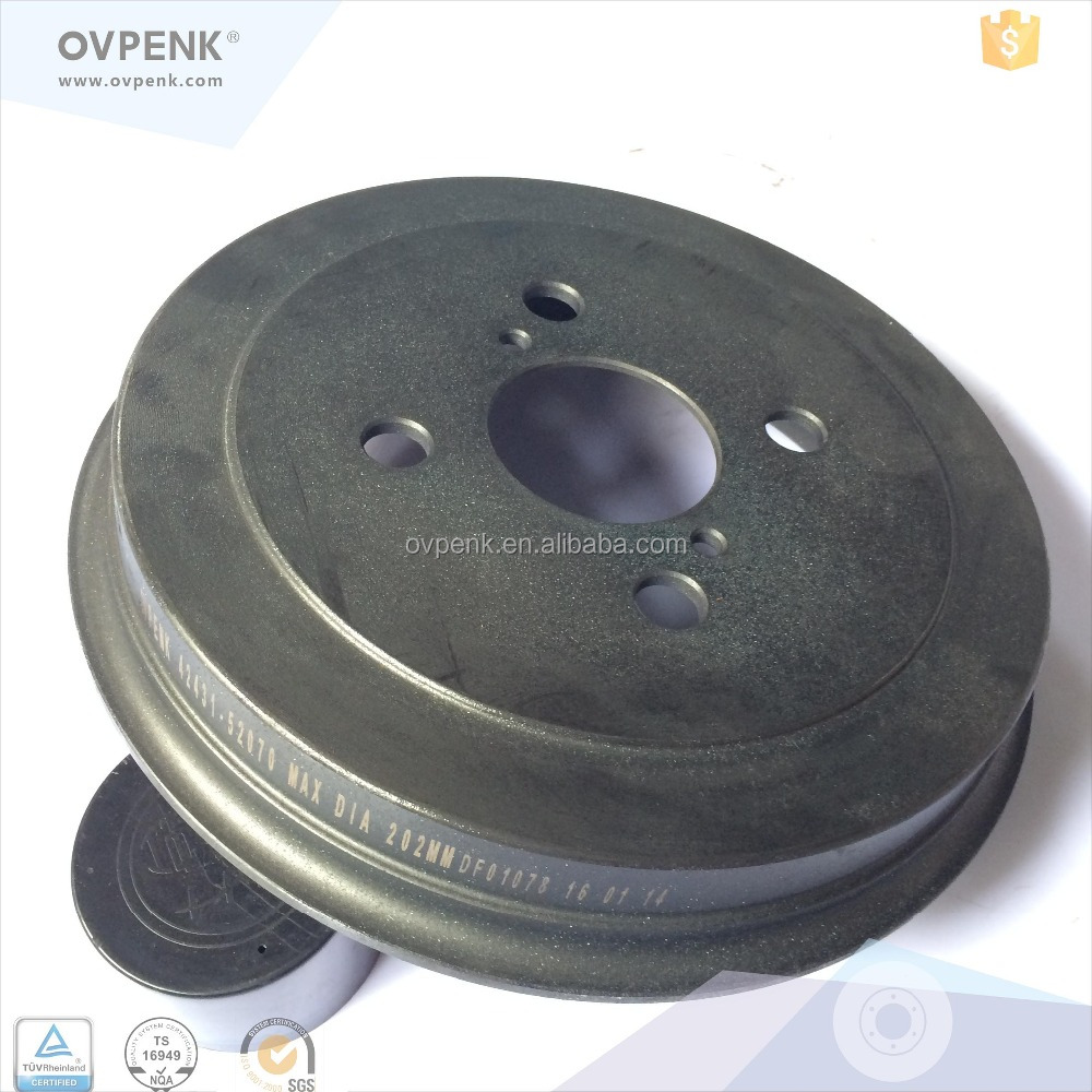 High perfomance Brake Drums For Great Wall/Dazzle beautiful/cool bear//mini/elf Brake Parts