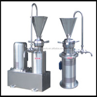 Industrial universal food colloid mill such as garlic paste