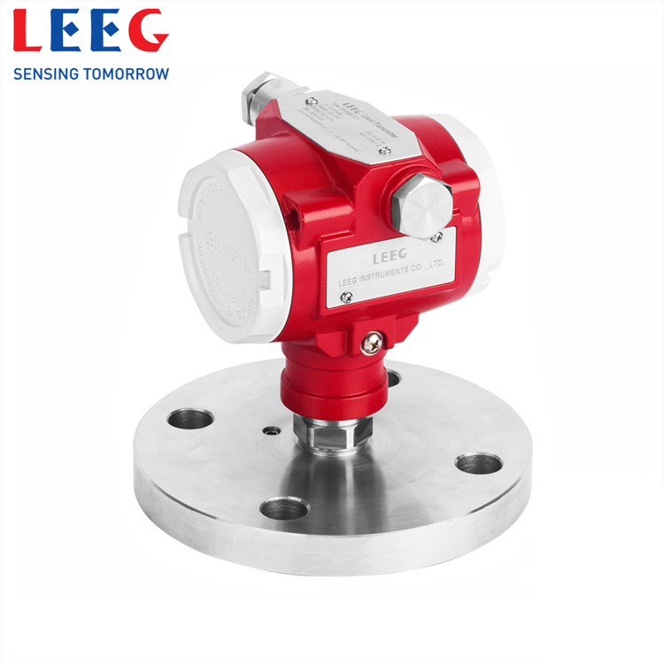 anticorrosive corrugation diaphragm seal pressure transmitter