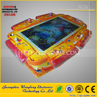 Factory electronic fishing video game consoles fishing game machine for sale