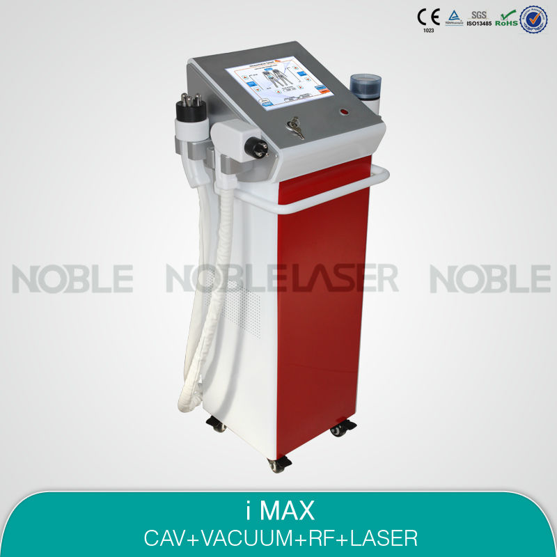 hot product this summer/ stand cavitation vacuum rf laser beauty machine for salon and spas