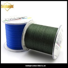 New Style Wholesale Polyester Braided Fishing Line