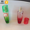 20ml colored cosmetic bottle of fancy glass perfume bottle