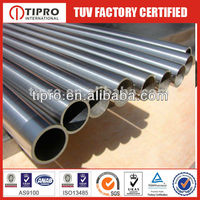 Tipro gr2 seamless titanium tube for heat exchanger for sale MOQ5kg
