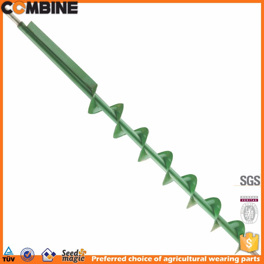 Screw Blade Helical Blade and Machine for agricultural