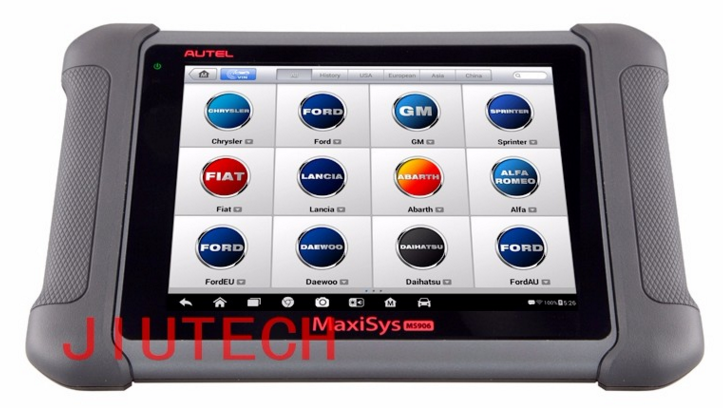 AUTEL MaxiSYS MS906 Diagnostic Scanner Better Than the Autel DS708 Universal Diagnostic scanner