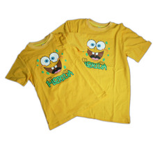 Wholesale Hot sale T-shiir Anime Spongebob Squarepants Summer T-shirt Cosplay costume Anime cosplay T-shirt