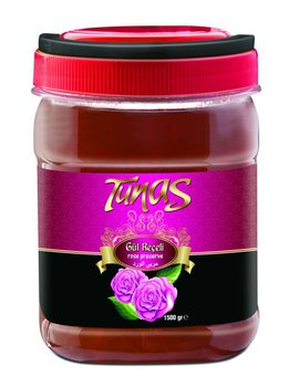 1500 gr Jam-Preserve ( 10 flavor in Pet Jar)